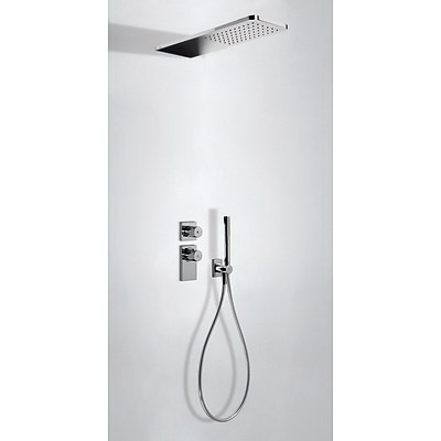 Built-in Thermostatic Tapware for Shower-0