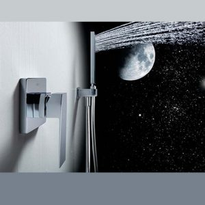 Built -in Mixer Tap Sets for Shower-836