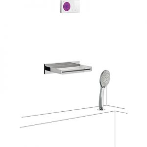 Electronic Tapware for bath-0