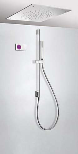 Built-in Electronic Thermostatic Shower Kit-670