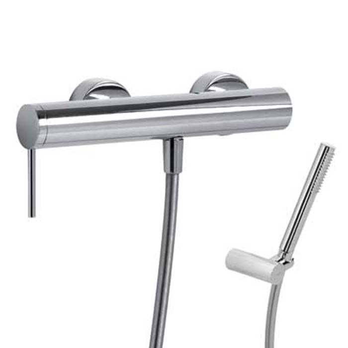Exposed Mixer Tap Sets for Shower-963