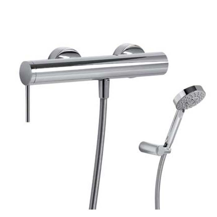 Exposed Mixer Tap Sets for Shower-0