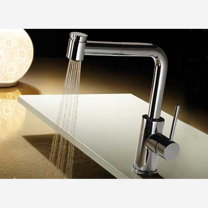 Extractable Kitchen Taps -844