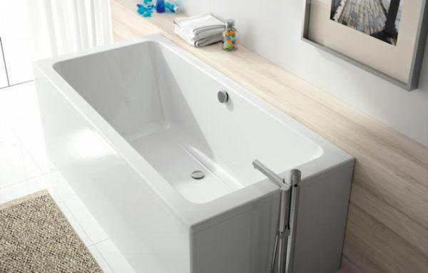 Plan Bathtub-495
