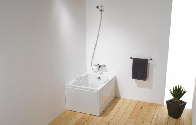 Shortline Bathtub-526