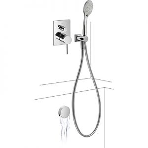 Mono-term Built-in Tapware for Bathtub / Shower-0