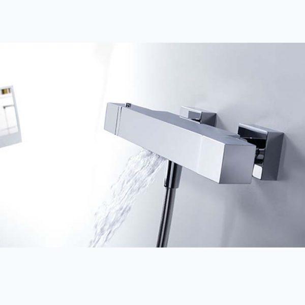 Thermostatic tapware for bath-834