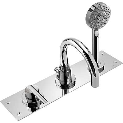 Built-in Mixer Tap sets for Bath-1022