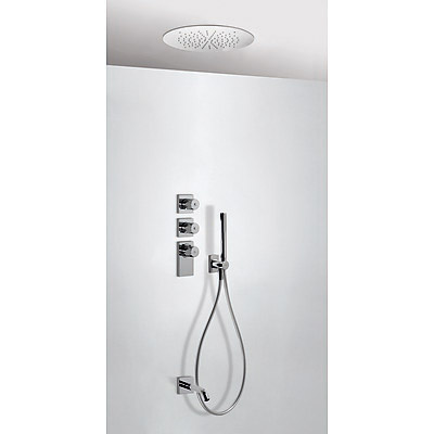 Built-in Thermostatic Tapware for Bath-1016