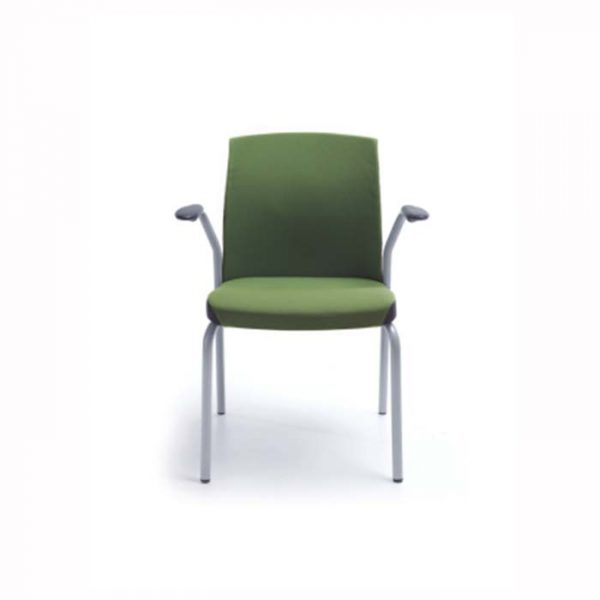One 21H Metallic Conference chair-1065
