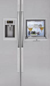 Free Standing Refrigerator GNEV421X-0