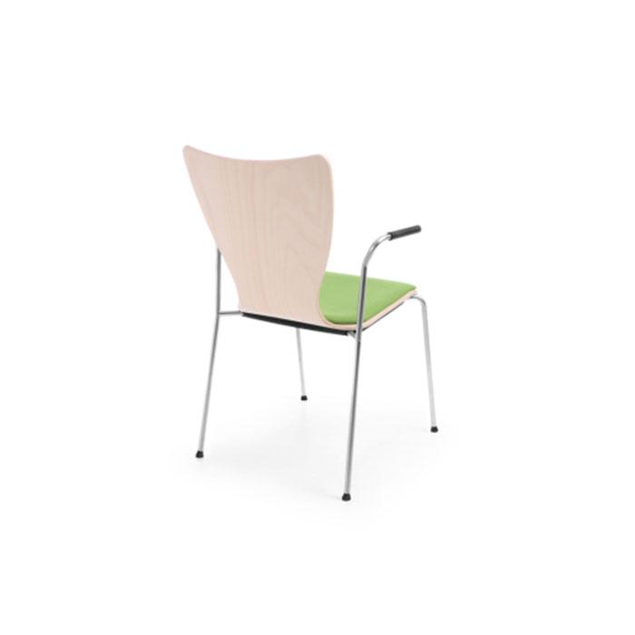 Resso K31H satine 2P chair-0