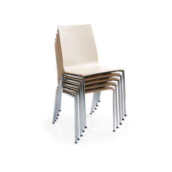 Sensi K1H chrome chair-1192