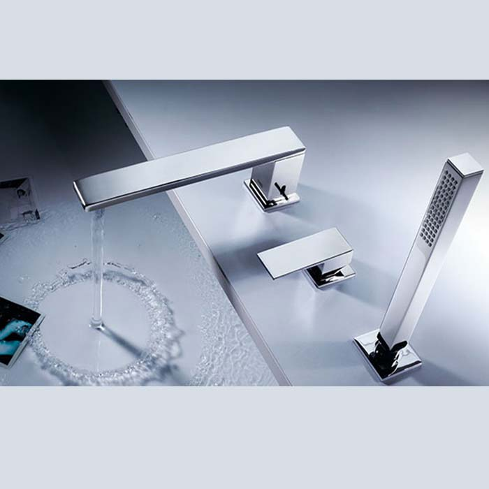 Built-in Mixer Tap sets for Bath-1023