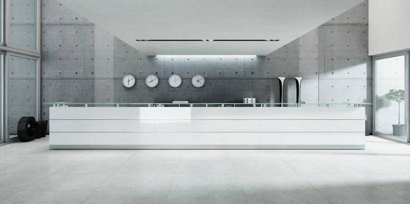 Reception Counters- eMeL-1486