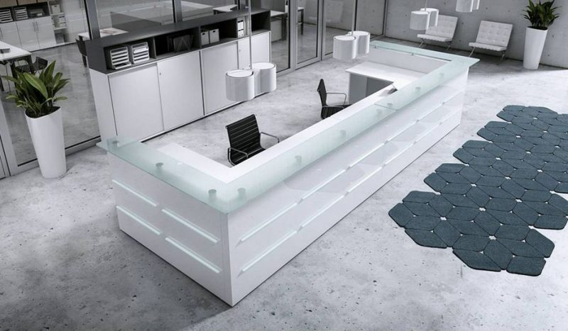 Reception Counters- eMeL-1485