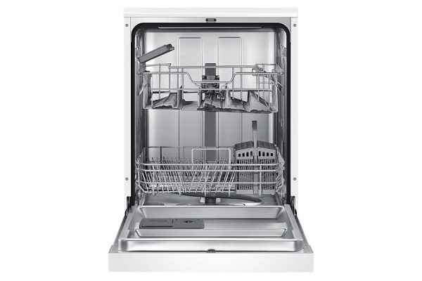 "24"" Samsung, Free Standing Dish Washer, White colour DW60H3010FW -1572"