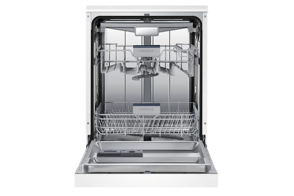 """24"""" Free Standing Dish Washer, DW60H6050FW, 14 sets, White colour-1567"""