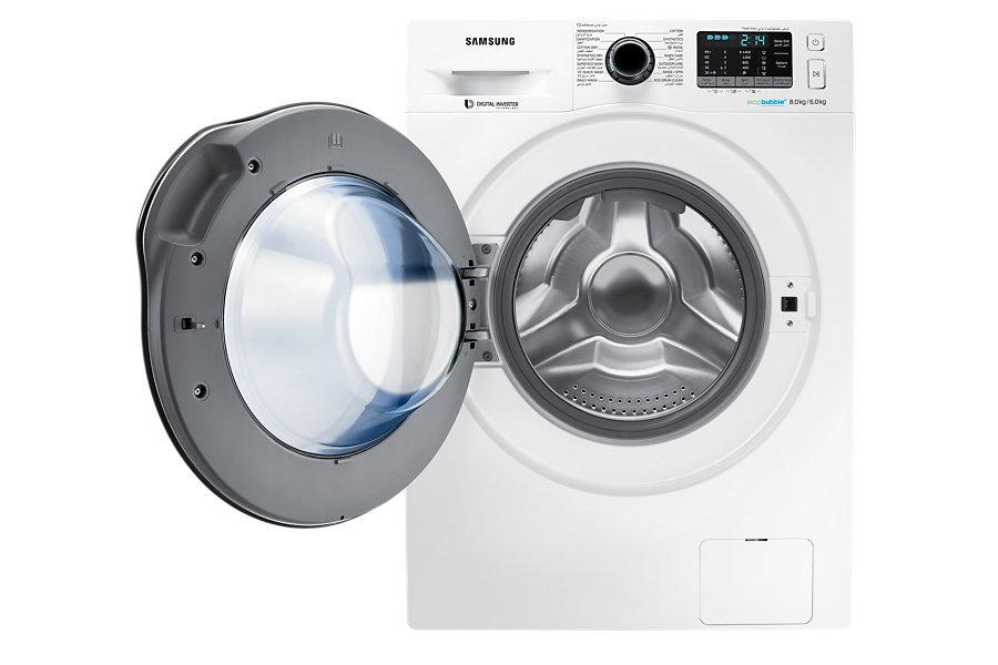 Washing Machine WD80J5410AW/FH -0
