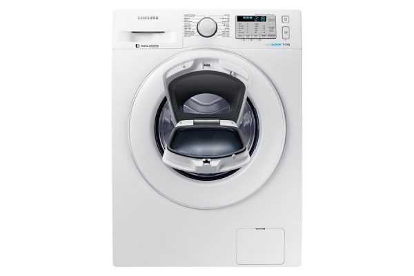 Samsung Bubble shots Add Wash WW90K5213WW/FH-1467