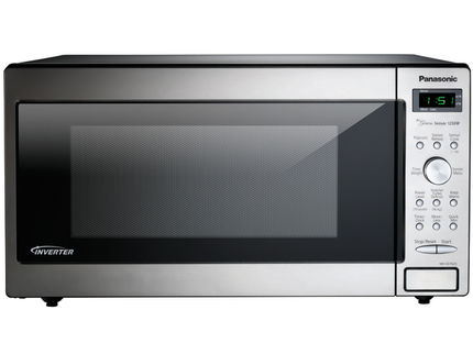 1.6 Cu. Ft. Built-In Countertop Microwave Oven with Inverter Technology™ NN-SD762S-0