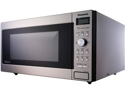 1.6 Cu. Ft. Built-In Countertop Microwave Oven with Inverter Technology™ NN-SD762S-1554