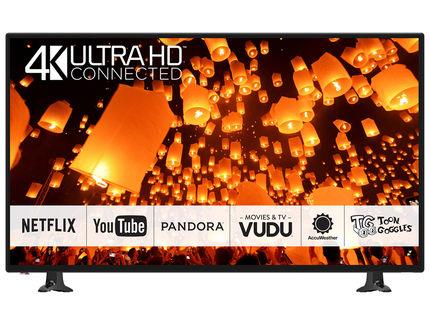 "50"" Panasonic, Ultra HD Smart TV CX400 Series -0"