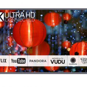 "55"" Panasonic, Ultra HD Smart TV CX420 Series - Silver-0"