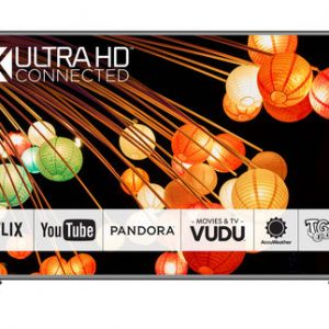 "65"" Panasonic, Ultra HD Smart TV CX420 Series - Silver-0"