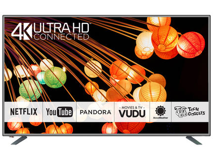 "65"" Panasonic, Ultra HD Smart TV CX420 Series - Silver-0"