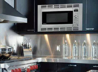 2.2 Cu. Ft. Built-In/Counter top Microwave Oven with Inverter Technology™ - Stainless Steel - NN-SD972S-1613